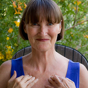 EFT tapping points, collarbone
