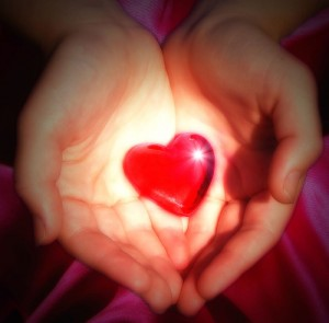 heart in your hands 300x295 EFT Tapping Technique   Big Red Heart advanced tapping techniques