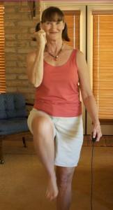 Homolateral - Same Arm, Same Leg