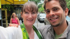 Nick Ortner and Natalie Hill