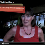 EFT Video Demonstration – Tell the Story Tapping Technique