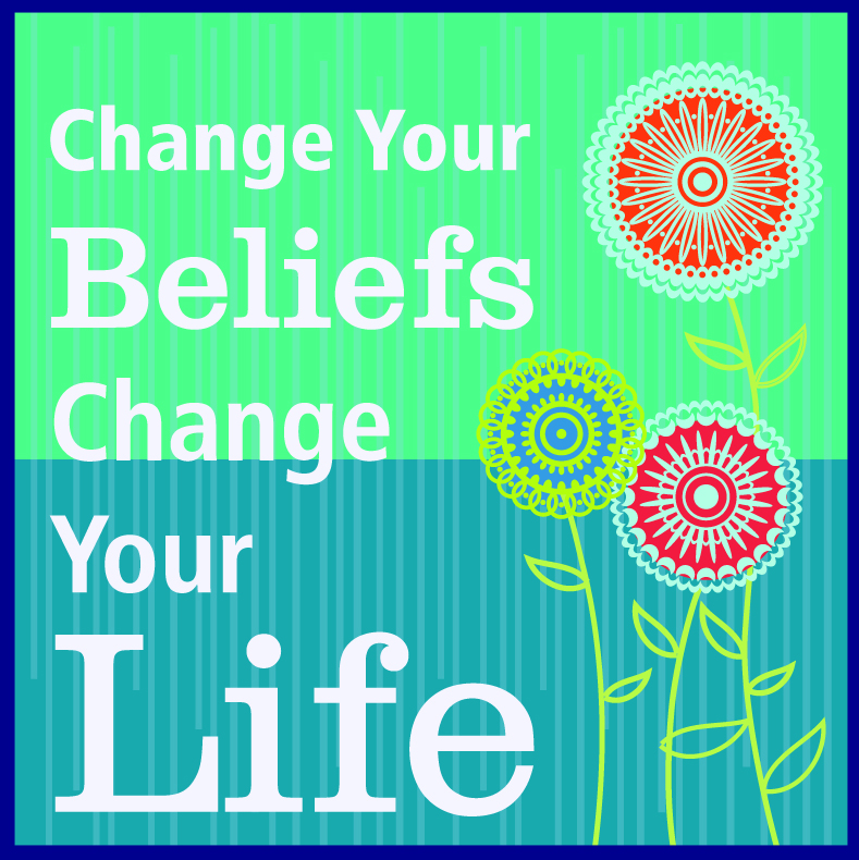 Change Your Beliefs Large